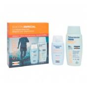 Pack sport fotoprotector isdin fusion spf50+ (gel 1 envase 100 ml + water 1 envase 50 ml)