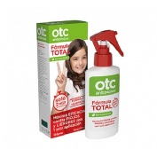 Otc antipiojos formula total (125 ml)