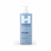 Halibut cuidatopic gel de baño (500 ml)