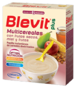Blevit plus miel frutos secos y frutas (600 g)