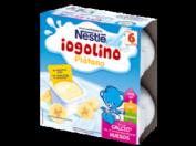 Nestle postre lacteo (Platano 100 g 4 u)