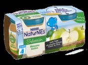 Nestle naturnes seleccion manzana golden (200 g 2 u)