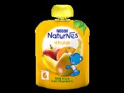 Nestle naturnes 4 frutas (Bolsita 90 g)