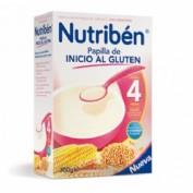 Nutriben papilla inicio al gluten (300 g)