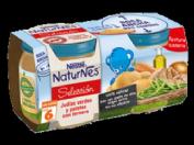 Nestle naturnes seleccion j verdes patatas y (200 g 2 u)