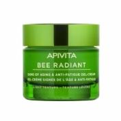 Apivita bee radiant light texture