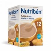 NUTRIBEN CACAO CON GALLETAS MARIA (500 G)