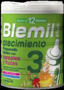 Blemil plus 3 crecimiento cereales y fruta (400 g)