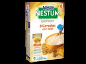 Nestle nestum papilla 8 cereales con miel (600 g)