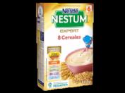 Nestle nestum papilla 8 cereales (600 g)