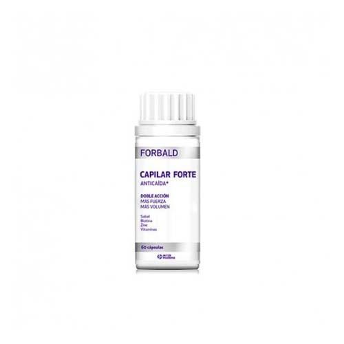 Forbald capilar forte (60 comprimidos)