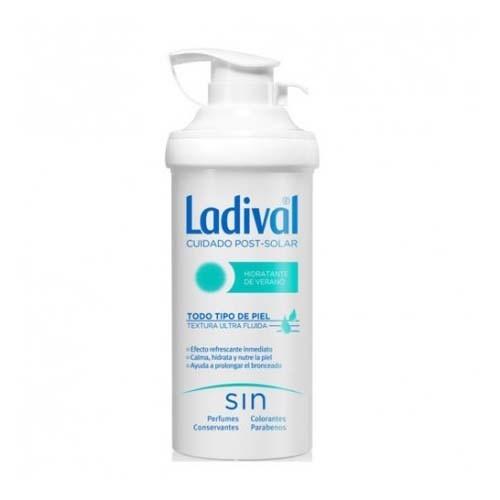 Ladival hidratante de verano (1 envase 500 ml)