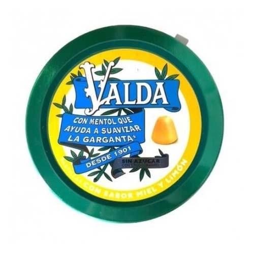 Pastillas valda (miel limon 50 g)