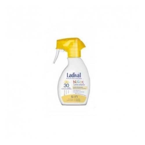 Ladival niños y piel atopica spray fps 30 (1 envase 200 ml)