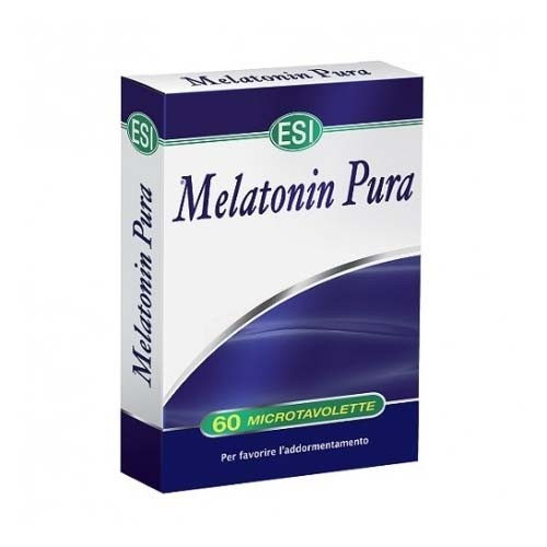Melatonin pura (1 mg 60 microtabletas)