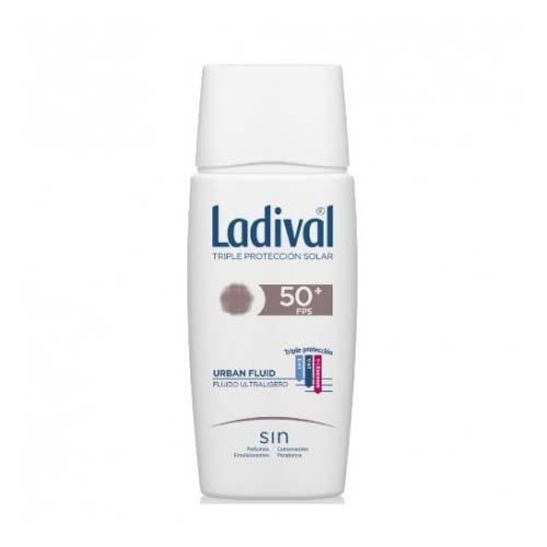 Ladival facial urban fluid fps 50+ (1 envase 50 ml)