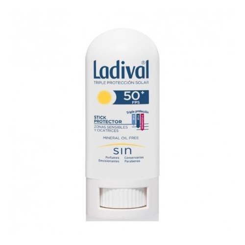 Ladival stick zonas sensibles fps 50+ (1 envase 8 g)