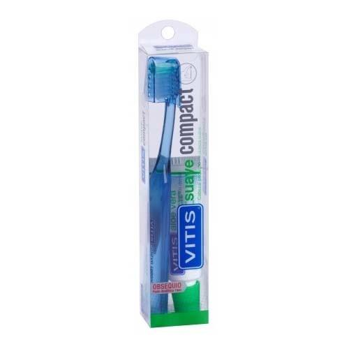 Cepillo dental adulto (Suave)