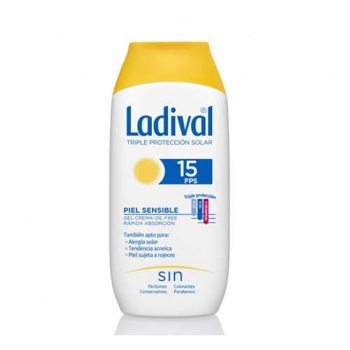 Ladival piel sensible fps 15 (1 envase 200 ml)