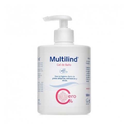Multilind gel de baño (1 envase 500 ml)