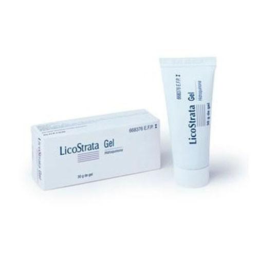 LICOSTRATA 20 mg/g GEL , 1 tubo de 30 g