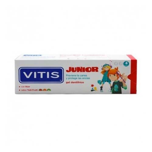 Vitis junior gel dentifrico (75 ml)