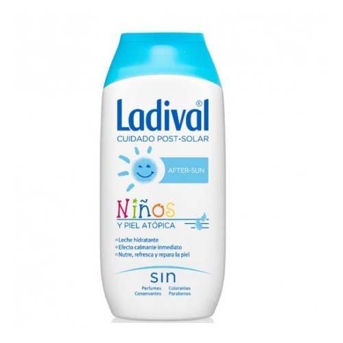 Lavidal after sun niños y piel atopica (1 envase 200 ml)