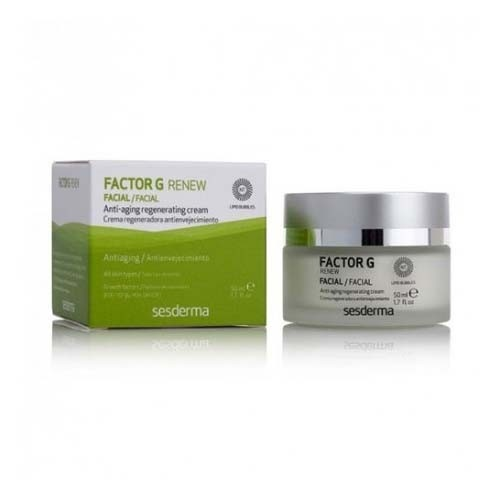 Factor g renew crema  regeneradora antienvejec (50 ml)