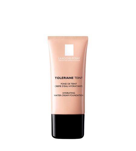 Toleriane teint spf- 20 fondo de maquillaje - la roche posay agua-crema (tono 01 ivoire)