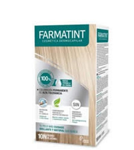 Farmatint tinte capilar (tono 10 n rubio platino)