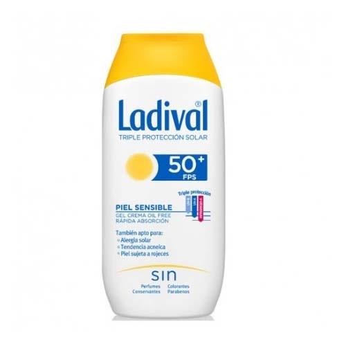 Ladival piel sensible fps 50+ (1 envase 200 ml)