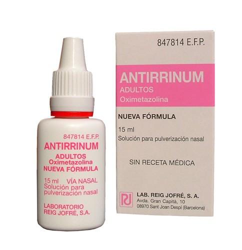 ANTIRRINUM ADULTOS, 1 envase pulverizador de 15 ml