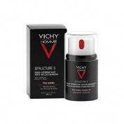 Estructure s tratamiento hidratante reafirmante - vichy homme (1 envase 50 ml)