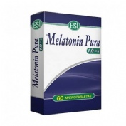 Melatonin pura (60 tabletas)