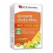 Forte jalea real bio 2000 mg (20 ampollas 15 ml)