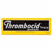 THROMBOCID 1mg/g POMADA, 1 tubo de 60 g