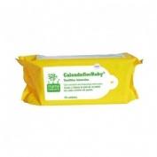 Calenduflorbaby toallitas de calendula (72 toallitas)