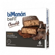 Bimanan metodo pro barrita chocolate (6 barritas)