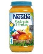 Nestle manzana platano y naranja (250 g)