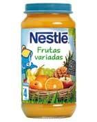 Nestle frutas variadas (250 g)