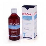 Perio aid tratamiento colutorio sin alcohol (500 ml)
