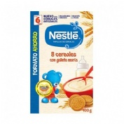 NESTLE PAPILLA 8 CEREALES GALLETA MARIA (900 G 2 U)