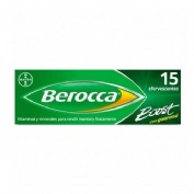 Berocca boost (15 comprimidos efervescentes)