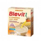 Blevit plus 8 cereales con miel (1 envase 300 g)