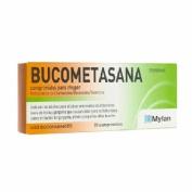 BUCOMETASANA COMPRIMIDOS PARA CHUPAR , 20 comprimidos