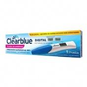 Clearblue prueba digital de embarazo (1 prueba)