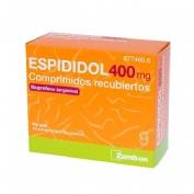 ESPIDIDOL 400 mg COMPRIMIDOS RECUBIERTOS, 18 comprimidos