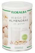 Floralba bebida de almendras en polvo (400 g)