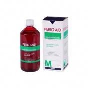 Perio aid mantenimiento colutorio (500 ml)