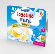 Nestle iogolino mini platano (60 g 6 tarrinas)